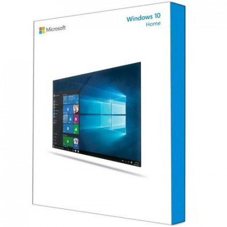 Slika MICROSOFT Windows 10 Home, 32/64-bit, retail (FPP), Eng Intl non-EU/EFTA USB, HAJ-00054