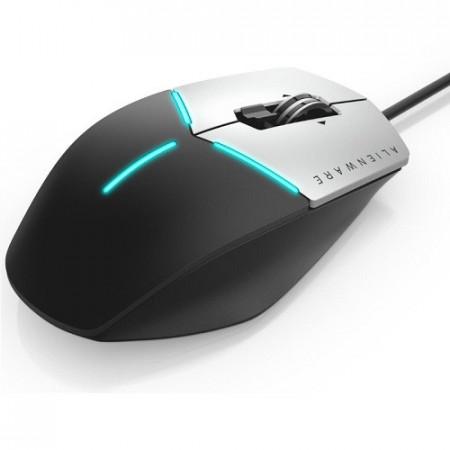 Slika Miš DELL AW558, Alienware Advanced Gaming Mouse, 5000 dpi, RGB