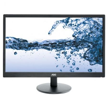 """Slika Monitor 23.6"""" AOC M2470SWDA2, MVA WLED, 5ms, 16:9, Full HD, D-SUB, DVI, Zvucnici"""