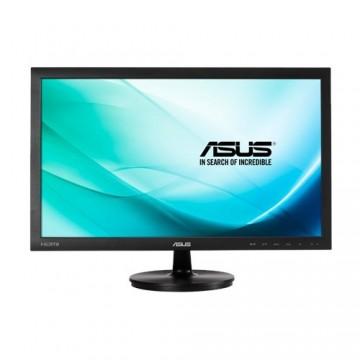 """Slika Monitor 23.6"""" ASUS VS247HR, LED, 16:9, FHD, HDMI, D-sub, DVI-D, black"""