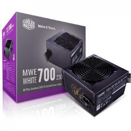 Slika Napajanje 700W COOLER MASTER MWE White, 80 Plus (MPE-7001- ACABW-EU)