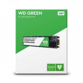Slika SSD 240GB Western Digital Green WDS240G1G0B, M.2 2280, read up to 540 MB/s