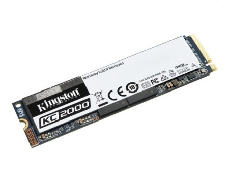Slika SSD 250GB KINGSTON SKC2000M8/250G, 3000/1100 MB/s, PCIe NVMe M.2 2280