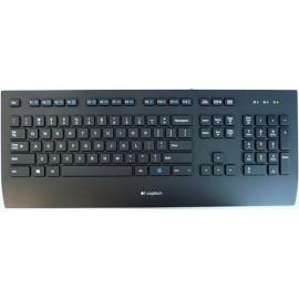 Slika Tastatura LOGITECH K280e, US, Heavy-duty, black (920-005207)