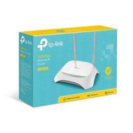 Wireless Router TP-LINK TL-WR840N, 300Mbps, 4x LAN port, 2 antene