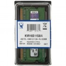 4 GB DDR3/1600 SO-DIMM, KINGSTON KVR16S11S8/4, 1.5V, CL11