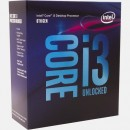 CPU INTEL Core i3-8100, 4 cores, 3.60GHz, 6MB, 65W, Intel® HD Graphics 630, LGA 1151, BOX