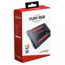 SSD 240GB KINGSTON SHFR200/240G HyperX FURY RGB, SATA 3, 550/480 MB/s