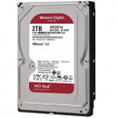 HDD 2TB WESTERN DIGITAL RED, WD20EFAX, NAS, 256MB, SATA 3