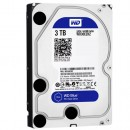HDD 3TB WESTERN DIGITAL blue, WD30EZRZ , 5400 rpm, 64MB, SATA 3
