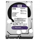 HDD 4 TB WESTERN DIGITAL Purple, WD40PURZ, 64MB, 5400rpm,za video nadzor, SATA 3