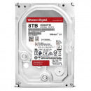 HDD 8TB WESTERN DIGITAL Red Pro, WD8003FFBX, NAS, 7200 rpm, 256MB, SATA 3