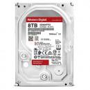 HDD 8TB WESTERN DIGITAL Red Pro, WD8003FFBX, NAS, 7200 rpm, 256MB, SATA 3