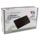 "HDD rack LC POWER LC-25U3-Hydra, 2.5"", SATA, USB3.0, Black, aluminium"