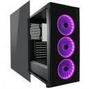 Kućište LC-POWER Gaming 995B - Light Box - ATX Gaming, 3x 120 mm RGB case fans