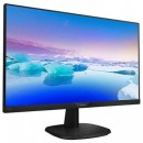 "Monitor 23.8"" PHILIPS 243V7QSB/00, IPS, 16:9, FHD, 5 ms, VGA, DVI-D, slim edges"