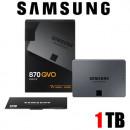 """SSD 1TB SAMSUNG 870 QVO (MZ-77Q1T0BW), 2.5"""", 7mm, SATA 3, 560/530 MB/s"""