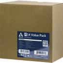 Ventilator za kućište Arctic P14 Value Pack (5XFAN) 14cm, ACFAN00136A