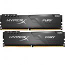 16GB (2 x 8GB) DDR4/2666 KINGSTON HX426C16FB3K2/16, HyperX Fury