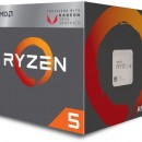 CPU AMD Ryzen 5 2400G, 3.6GHz (3.9GHz), RX Vega 11, 4 cores, AM4, BOX