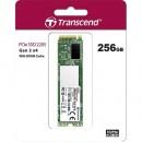 SSD 256GB Transcend 220S, TS256GMTE220S, PCIe Gen3 x4, NVMe, M.2 2280, 3500/2800 MB/s