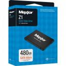 """SSD 480GB SEAGATE Maxtor Z1, YA480VC10001, 2.5"""", 540/465MB/s, SATA 3"""