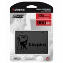 SSD 960GB KINGSTON A400, SA400S37/960G, SATA III, 500/450 MB/s