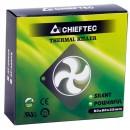 Ventilator za kućište Chieftec AF-0825S, 8cm, 2200 rpm, 20dB