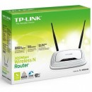 Wireless Router TP-LINK TL-WR841ND, 802.11 b/g/n (N300), 1x WAN, 4x LAN, 2 x 5dbi