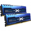 16GB (2 x 8GB) DDR4/3200, SILICON POWER XPOWER Turbine, SP016GXLZU320BDA, 1.35V, CL16