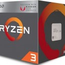 CPU AMD Ryzen 3 2200G 3.5GHz (3.7GHz), RX Vega 8, 4 cores, AM4, BOX