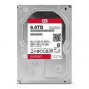 HDD 6TB WESTERN DIGITAL Red Pro, WD6002FFWX, NAS, 7200 rpm, 64MB, SATA 3