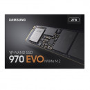 SSD 2TB SAMSUNG 970 EVO Plus, MZ-V7S2T0BW, M.2 PCIe 3.0 x4, (NVMe 1.3), up to 3500/3300 MB/s