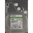 HDD 4TB TOSHIBA Tomcat Surveillance S300, HDWT140UZSVA, 128 MB, 5400 rpm, SATA 3