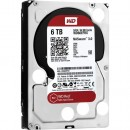 HDD 6 TB WESTERN DIGITAL Red, WD60EFRX, NAS, 64MB, SATA 3