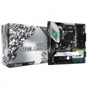 MB ASROCK B550M STEEL LEGEND, AMD B550, 4 x DIMM, AM4