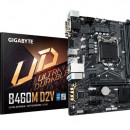MB Gigabyte B460M D2V, Intel B460, s.1200