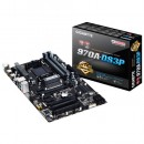 MB GIGABYTE GA-970A-DS3P rev.2.1, 4x DDR3, AM3+