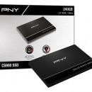 SSD 240GB PNY CS900, SSD7CS900-240-PB, SATA III, 535/500 MB/s