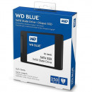 SSD 250GB WESTERN DIGITAL Blue WDS250G2B0A, 2.5″, 7mm, SATA 3