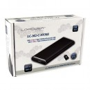 SSD Rack LC Power LC-M2-C-NVME fo M.2 SSD, USB 3.1 + Type C adapter