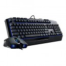 Tastatura + miš COOLER MASTER CM Storm Devastator II Gaming (SGB-3030-KKMF1-US) Backlit Gaming set, US, black, USB