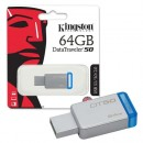 USB Flash Drive 64GB KINGSTON DataTraveler 50 DT50/64GB, USB 3.1