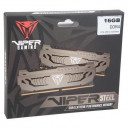 16GB (2 x 8GB) DDR4/3200 PATRIOT Viper Steel Series Dual Channel PVS416G320C6K