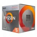 CPU AMD Ryzen 5 3400G, 3.7GHz (4.2GHz), RX Vega 11, 4 cores, AM4, BOX