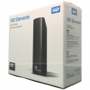 "HDD External 10TB Western Digital Elements WDBWLG0100HBK-EESN, USB 3.0, 3.5"", black"