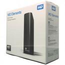 """HDD External 10TB Western Digital Elements WDBWLG0100HBK-EESN, USB 3.0, 3.5"""", black"""