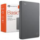 "HDD External 1TB SEAGATE Basic, STJL1000400, USB 3.0, 2.5"", black"