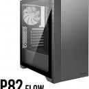 Kućište ANTEC P82 FLOW, GLASS, 4x 14CM fan
