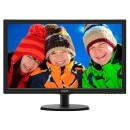 "Monitor 21.5"" PHILIPS 223V5LSB/00, LED, 16:9, FHD, D-sub, DVI-D"